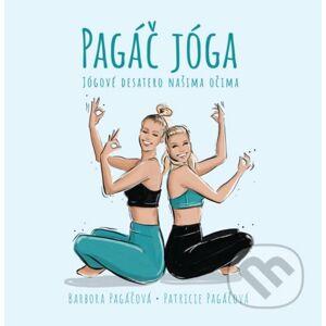 Pagáč jóga - Patricie Pagáčová, Barbora Pagáčová