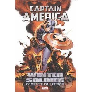 Captain America - Ed Brubaker , Steve Epting (ilustrátor) , Michael Lark (ilustrátor)