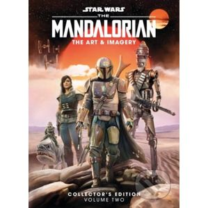 Star Wars The Mandalorian: The Art & Imagery - Titan Books