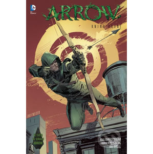 Arrow 1 (komiksová obálka) - BB/art