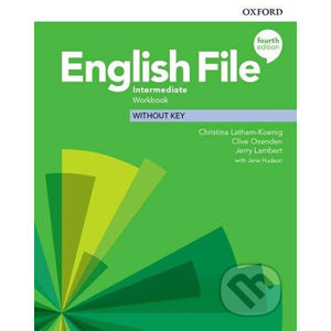 English File Intermediate Workbook without Answer Key (4th) - Clive Oxenden Christina, Latham-Koenig
