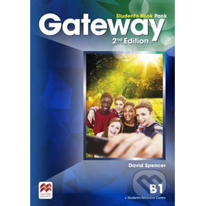 Gateway 2nd Edition B1: Student´s Book Pack - David Spencer