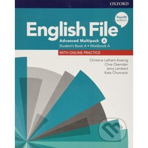English File Advanced Multipack A with Student Resource Centre Pack (4th) - Clive Oxenden, Christina Latham-Koenig