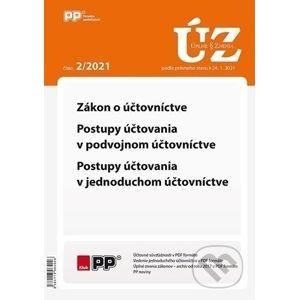 Úplné znenia 2/2021 - Eurokódex