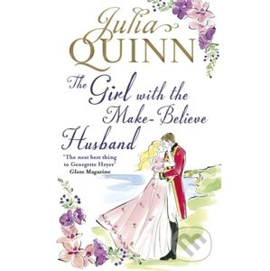 Girl with the Make-Believe Husband - Julia Quinn