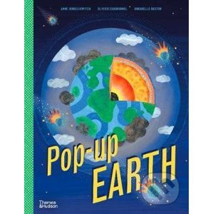 Pop-up Earth - Olivier Charbonnel, Annabelle Buxton, Anne Jankeliowitch