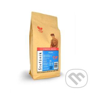Káva Štefánik Kuba - Kávoholik
