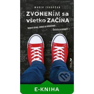 Zvonením sa všetko začína - Marek Zákopčan