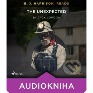 B. J. Harrison Reads The Unexpected (EN) - Jack London