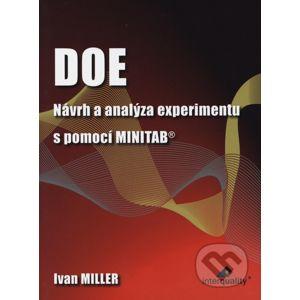 DOE - Návrh a analýza experimentu s pomocí MINITAB - Ivan Miller