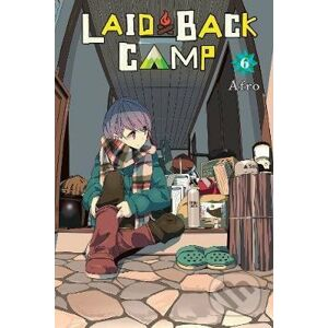 Laid-Back Camp - Afro