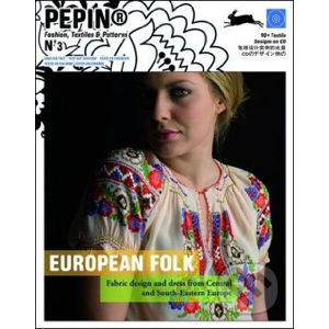 European Folk + CD - Pepin Press