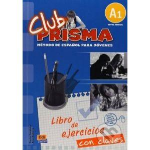 Club Prisma A1 - Libro de ejercicios con claves - Edinumen