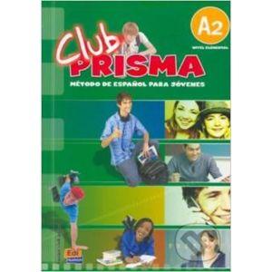 Club Prisma A2 - Libro del alumno - Edinumen