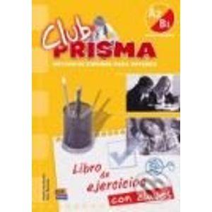 Club Prisma A2 + B1 - Libro de ejercicios + claves - Edinumen