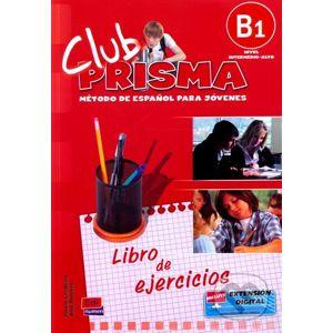 Club Prisma B1 - Libro de ejercicios - Edinumen