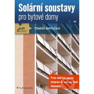 Solární soustavy pro bytové domy - Tomáš Matuška
