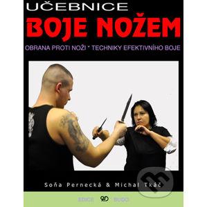 Učebnice boje nožem - Soňa Pernecká, Michal Tkáč