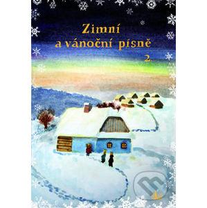 Zimní a vánoční písně 2 - G + W
