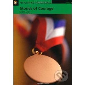 Stories of Courage - Clare Gray